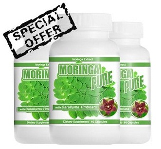 Moringa Extract Pure